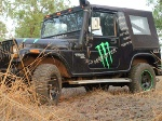 Picture Used Mahindra Jeep 1987 model for Sale in Thane