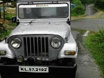 Picture Used Mahindra Jeep 1993 model for Sale in Kannur